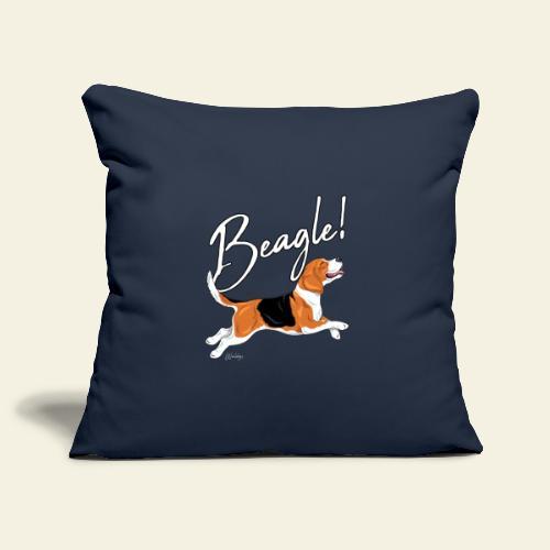 Beagle - Sohvatyynyn päällinen 45 x 45 cm