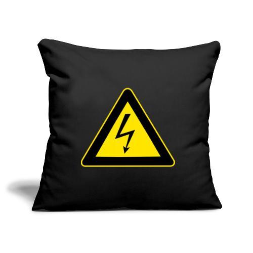 High Voltage - Sofa pillowcase 17,3'' x 17,3'' (45 x 45 cm)