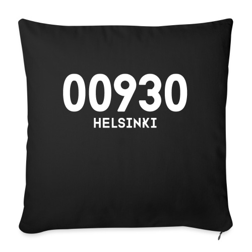 00930 HELSINKI - Sohvatyynyn päällinen 45 x 45 cm