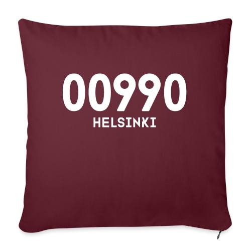 00990 HELSINKI - Sohvatyynyn päällinen 45 x 45 cm