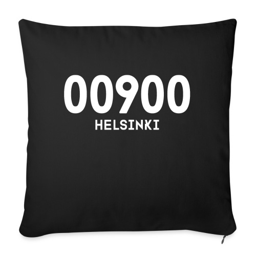 00900 HELSINKI - Sohvatyynyn päällinen 45 x 45 cm
