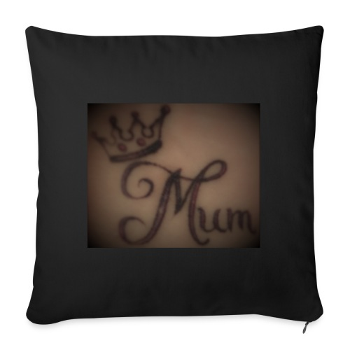 Quen Mum - Sofa pillowcase 17,3'' x 17,3'' (45 x 45 cm)