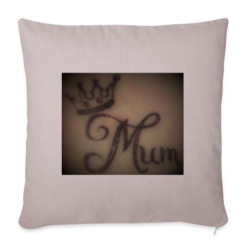 Quen Mum - Sofa pillowcase 17,3'' x 17,3'' (45 x 45 cm)