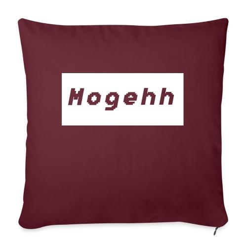 Shirt logo 2 - Sofa pillowcase 17,3'' x 17,3'' (45 x 45 cm)