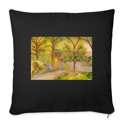 pat 1 - Sofa pillowcase 17,3'' x 17,3'' (45 x 45 cm)