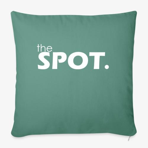 theSpot Original White - Sofa pillowcase 17,3'' x 17,3'' (45 x 45 cm)