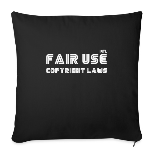 laws - Sofa pillowcase 17,3'' x 17,3'' (45 x 45 cm)