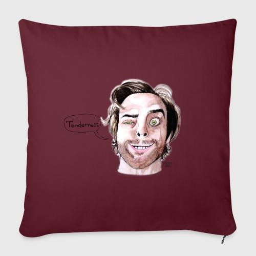 Tenderness - Sofa pillowcase 17,3'' x 17,3'' (45 x 45 cm)