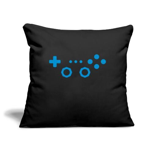 Classic Gaming Controller - Sofa pillowcase 17,3'' x 17,3'' (45 x 45 cm)