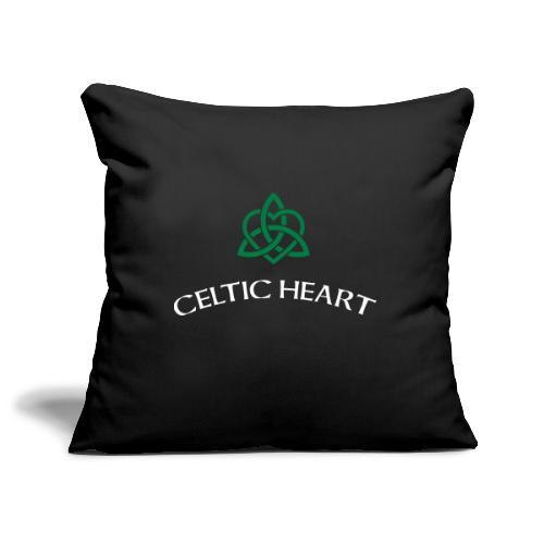 Celtic Heart - Sofakissenbezug 44 x 44 cm
