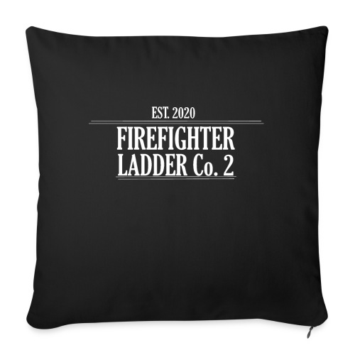 Firefighter Ladder Co. 2 - Pudebetræk 45 x 45 cm