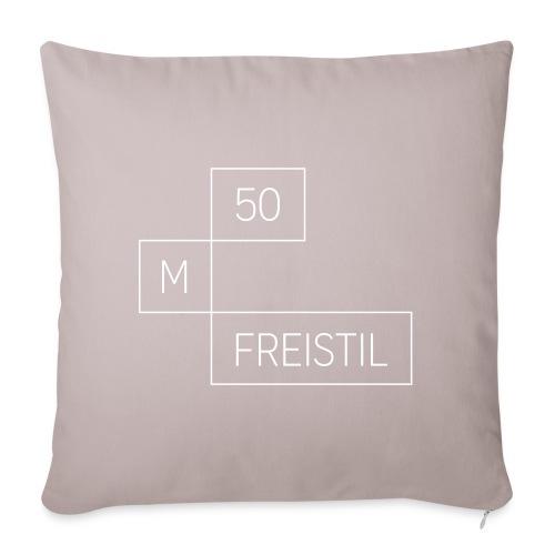 Logo_FF&F - Sofakissenbezug 44 x 44 cm