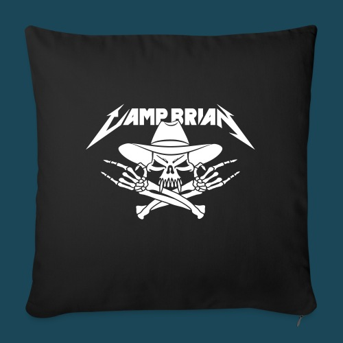 Camp Brian classico vector - Sofa pillowcase 17,3'' x 17,3'' (45 x 45 cm)