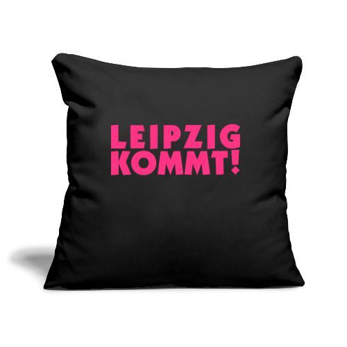 leipzigkommt leipziger leipzig - Sofakissenbezug 44 x 44 cm