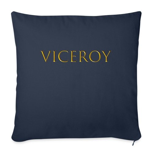 Viceroy Gold - Sofa pillowcase 17,3'' x 17,3'' (45 x 45 cm)