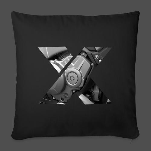 silnik X - Poszewka na poduszkę 45 x 45 cm