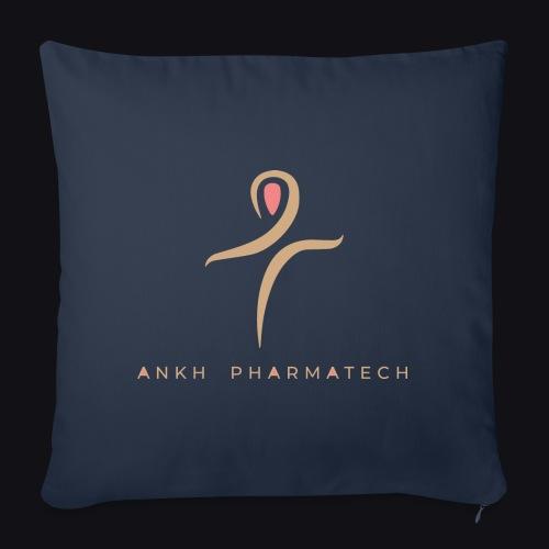 Ankh Pharmatech - Copricuscino per divano, 45 x 45 cm