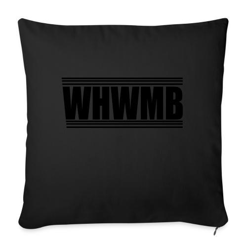 WHWMB - Housse de coussin décorative 45x 45cm