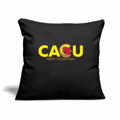 Cagu New Caldeonia - Housse de coussin décorative 45x 45cm
