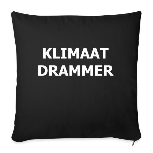 Klimaat Drammer - Sofa pillowcase 17,3'' x 17,3'' (45 x 45 cm)