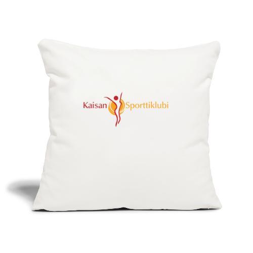 Kaisan Sporttiklubi logo - Sohvatyynyn päällinen 45 x 45 cm