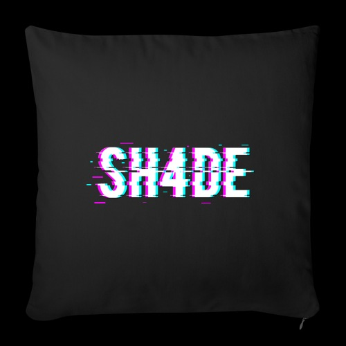 SH4DE. - Sofa pillowcase 17,3'' x 17,3'' (45 x 45 cm)