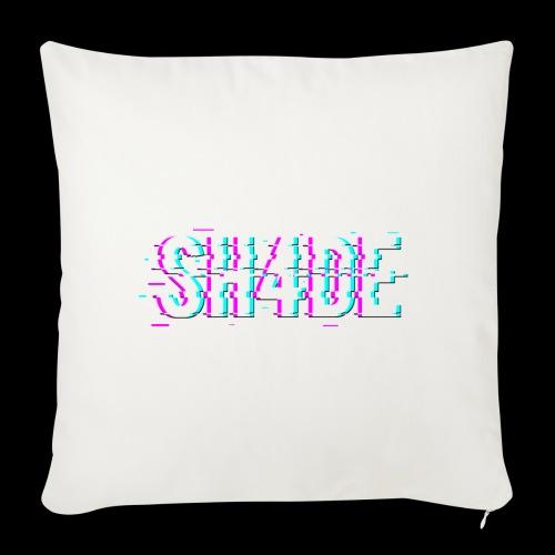 SH4DE. - Sofa pillowcase 17,3'' x 17,3'' (45 x 45 cm)