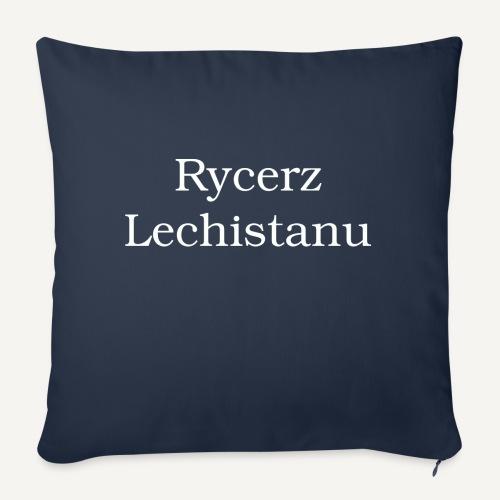 rycerz - Poszewka na poduszkę 45 x 45 cm