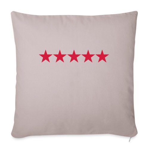 Rating stars - Sohvatyynyn päällinen 45 x 45 cm