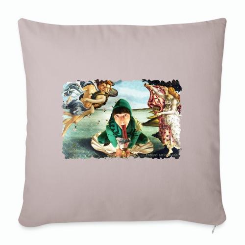 Botticelli - Copricuscino per divano, 45 x 45 cm