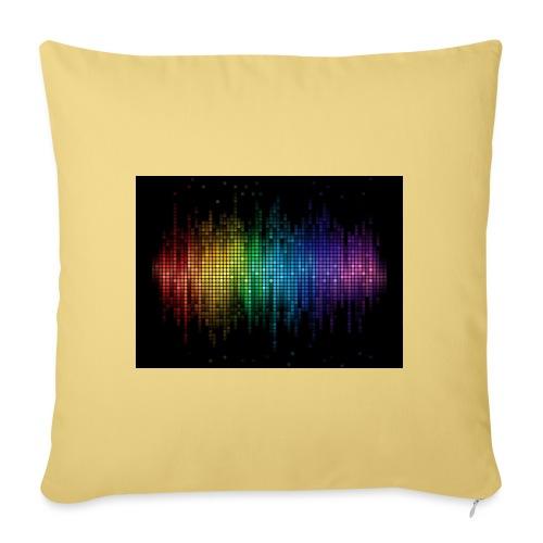 THE DJ - Sofa pillowcase 17,3'' x 17,3'' (45 x 45 cm)