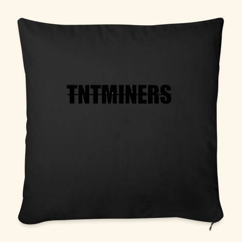 TNTMINERS2 - Soffkuddsöverdrag, 45 x 45 cm