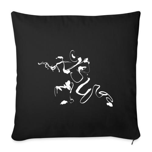 Kungfu - Deepstance Kung-fu figure - Sofa pillowcase 17,3'' x 17,3'' (45 x 45 cm)