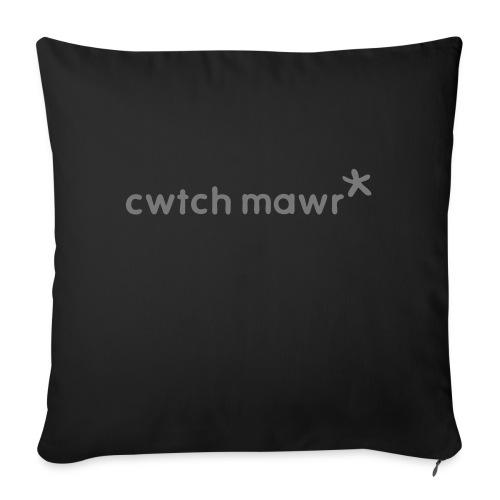 cwtch mawr - Sofa pillowcase 17,3'' x 17,3'' (45 x 45 cm)