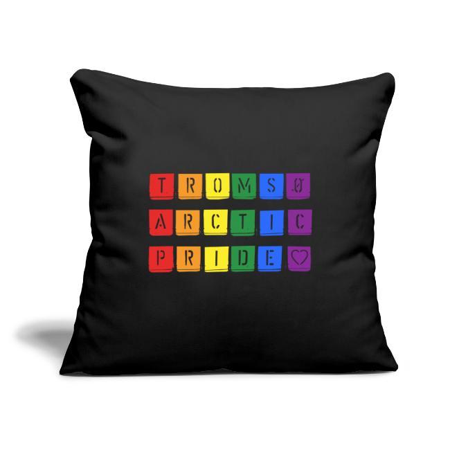 Tromsø Arctic Pride Sofa pillowcase