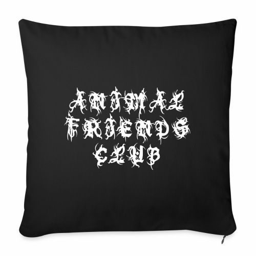 Animal Friends Club Geschenkideen für Tierfreunde - Sofakissenbezug 44 x 44 cm