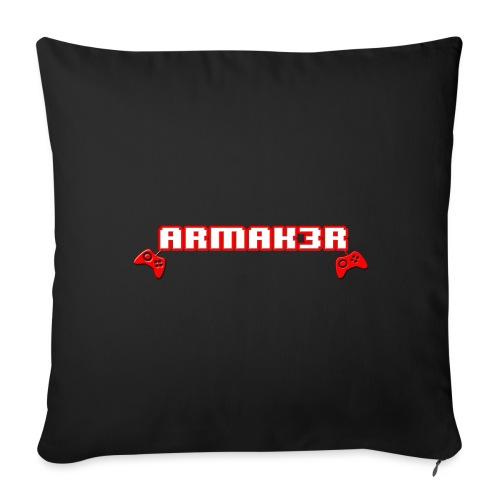 ARMAK3R 2nd Edition - Copricuscino per divano, 45 x 45 cm