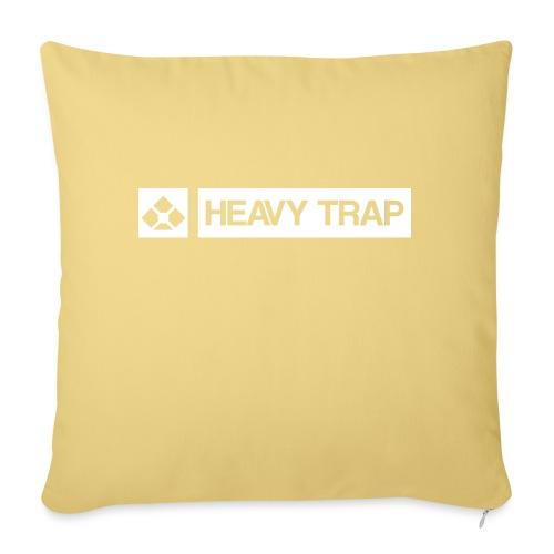 Heavy Trap - Sofa pillowcase 17,3'' x 17,3'' (45 x 45 cm)