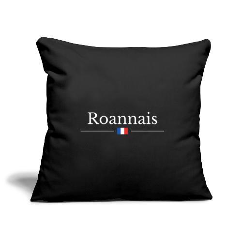 Roannais - Housse de coussin décorative 45x 45cm