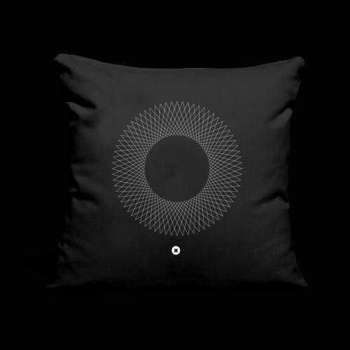 Gyrograph design - Housse de coussin décorative 45x 45cm