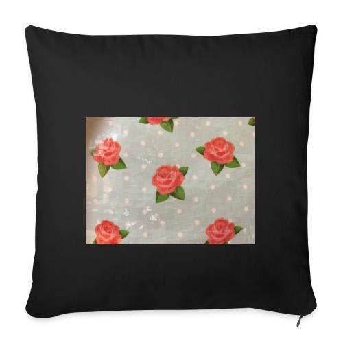 Rosie - Sofa pillowcase 17,3'' x 17,3'' (45 x 45 cm)
