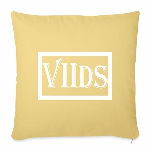 Viids logo - Poszewka na poduszkę 45 x 45 cm