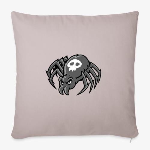 Angry Spider III - Sohvatyynyn päällinen 45 x 45 cm