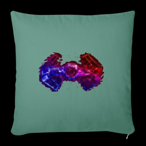 Tie Fighter - Sofa pillowcase 17,3'' x 17,3'' (45 x 45 cm)