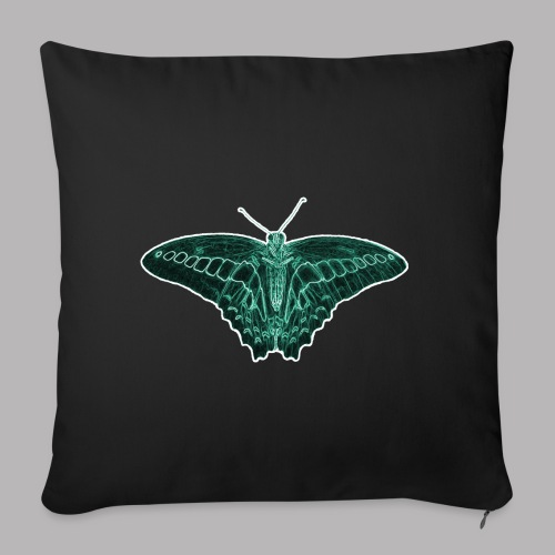 MOTH - Sofa pillowcase 17,3'' x 17,3'' (45 x 45 cm)
