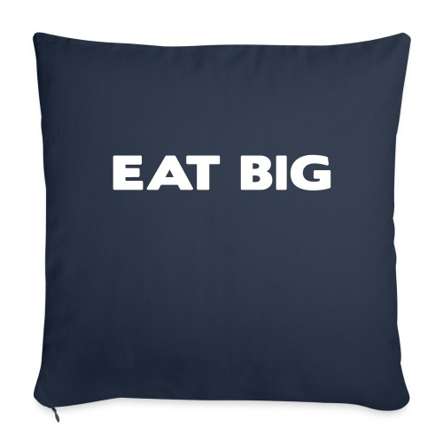 eatbig - Sofa pillowcase 17,3'' x 17,3'' (45 x 45 cm)