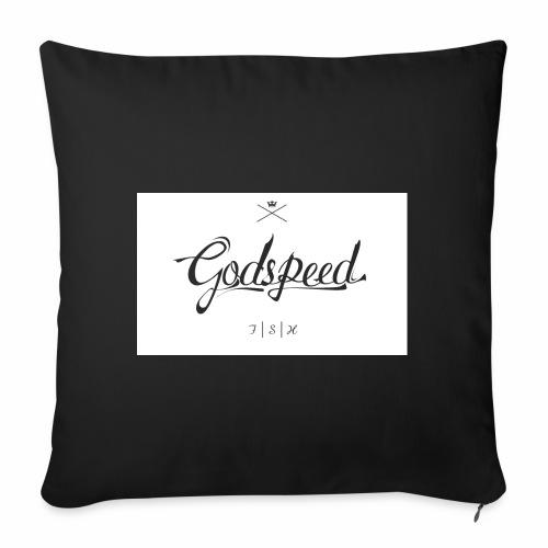godspeed - Sohvatyynyn päällinen 45 x 45 cm