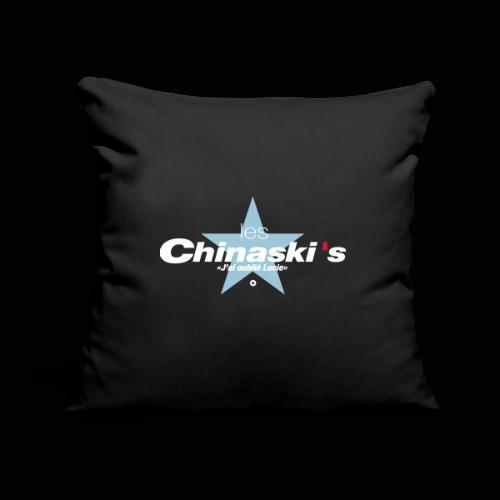 Les Chinaski's - Housse de coussin décorative 45x 45cm