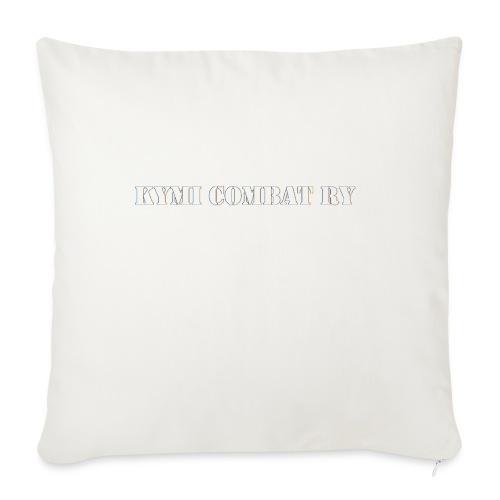 kc valk teksti transparent png - Sohvatyynyn päällinen 45 x 45 cm