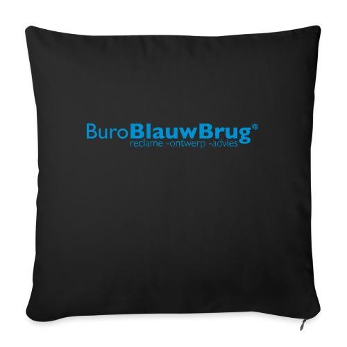 bbb_logo2015 - Sofa pillowcase 17,3'' x 17,3'' (45 x 45 cm)